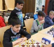 Schach-Stadtmeisterschaft 2014 WK IV, 3. Mannschaft