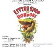 2011 - Little Shop of Horrors - Der kleine Horrorladen