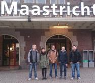 MMM - Maastricht Mathematical Modelling competition
