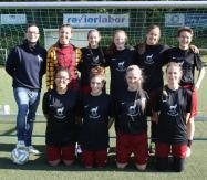 Fußball A-Jugend Mädchen Stadtmeisterschaft 2015/16