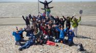 Klassenfahrt 2015 Ameland