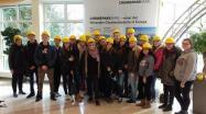Exkursion Chemiepark Marl