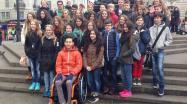 Klassenfahrt 2015 England