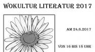 Plakat WoKultur Literatur 2017