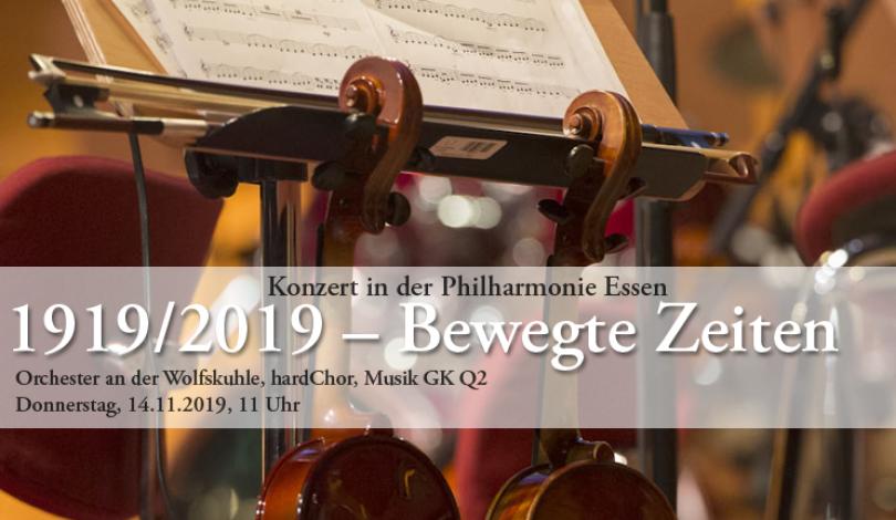 1919/2019 - Bewegte Zeiten