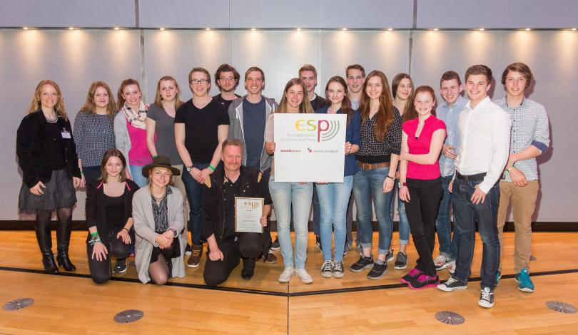ESP-Preisverleihung United-Brass Big-Band