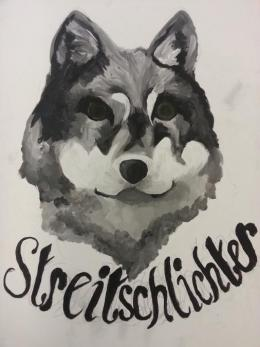 Streitschlichter-Wolf
