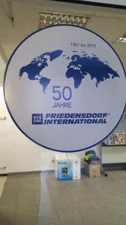 50 Jahre WOKU - 50 Jahre Friedensdorf