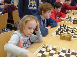 Schach-Stadtmeisterschaft 2014 WK IV, 2. Mannschaft