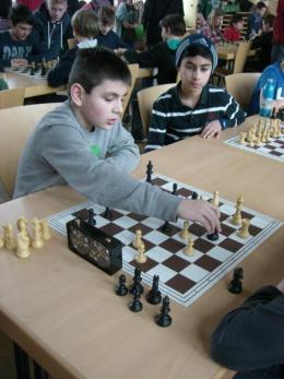 Schach-Stadtmeisterschaft 2013, Bild 2