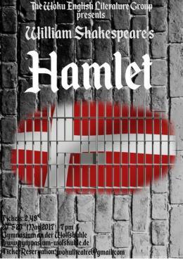 Hauptplakat Hamlet