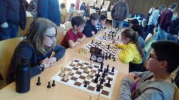Schulschach-Stadtmeisterschaften 2017 WK IV