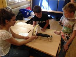 MINT-Projekte mit der Antoniusschule