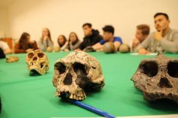 Exkursion ins Neandertal