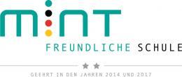 MINT-freundliche Schule Logo