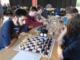 Schach-Schulstadtmeisterschaften 2016