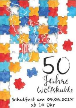 50 Jahre Wolfskuhle - Schulfest