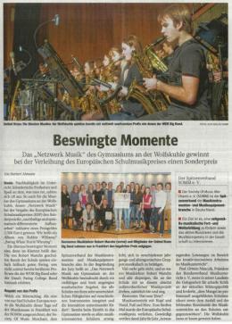 WAZ Essen (Steele/Freisenbruch) 29.4.2015