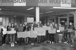 WoKu-Sanis für Menschenrechte
