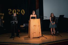 Rede der Abiturientinnen Lena Krümmel, Alina Gründer und Gina Di Felice
